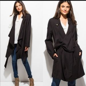 NWT Trench Coat